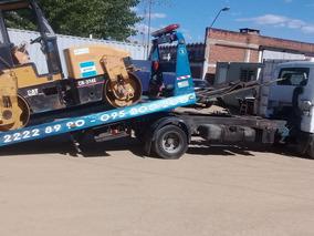 Camión Para Traslados De Auto Y Auxilio Mecanico Con Trabajo