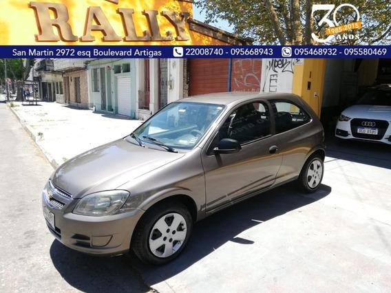 Chevrolet Celta 2014 Entrega U$s 4800 Financia Sola Firma