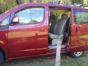 Camioneta 7 Pasajeros Extra Full 1.5 Al Dia