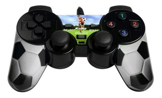 Joystick Kolke Gamepad Ps2 Kjg-107 Fútbol