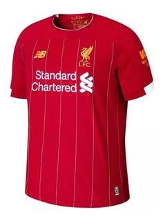 Camiseta Futbol Liverpool 2019 2020 Envío Gratis