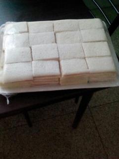 Sandwiches Jamon Y Queso Los Mas Ricos