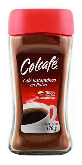 Café Colombiano Colcafé Instantáneo 170gr