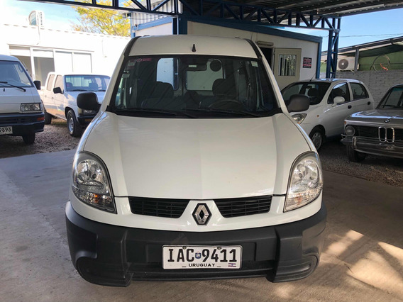 Renault Kangoo 1.6 Furgon Ph3 Confort 5as Lc 2013