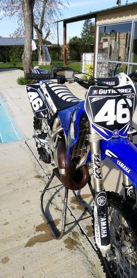 Yamaha Yz 125 2009 Saveiro G4 2009
