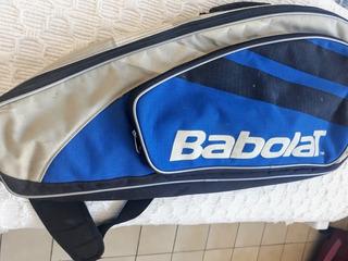 Oportunidad Porta Raquetas Babolat Igual A Nuevo