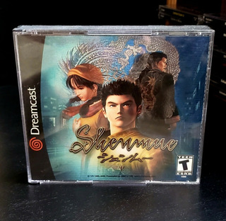 Shenmue - Juego Original Sega Dreamcast
