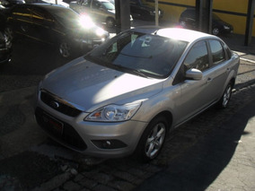 Ford Focus Sedan 2.0 Completo 2009 Prata Gasolina