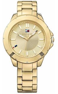 Reloj Tommy Hilfiger 1781413 Acero Gold Dama