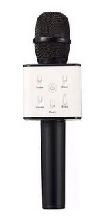 Micrófono Karaoke Bluetooth Inalámbrico Parlante Usb Oferta