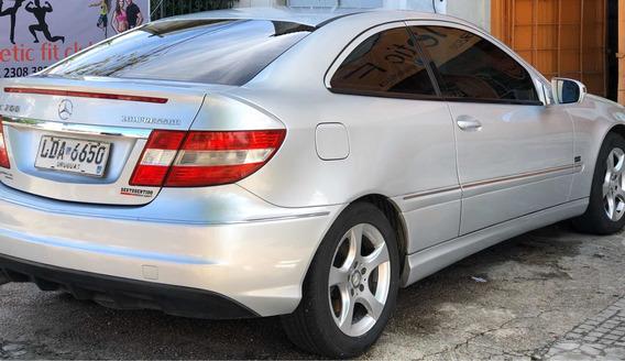 Mercedes-benz Clase Clc Clc 200k Mt 182cv