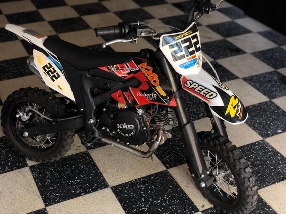 Mini Moto Cross Kxd 50cc
