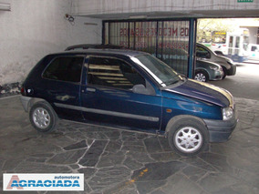 Renault Clio 1997 Rl 1.6 U$ 2000 Y Cuotas