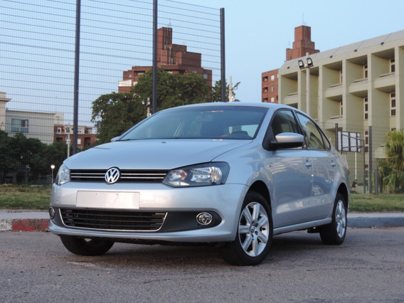 Volkswagen Polo Sedan Highlin A/t 1.6