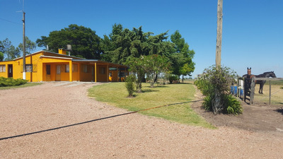 Campo De 15 Hectareas , Casa , Barbacoa , Galpones , Aguadas