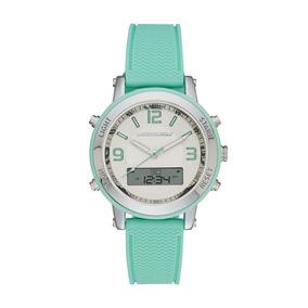 Reloj Skechers Correa Plastico Verde