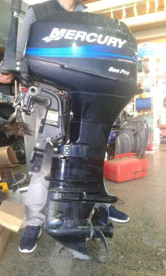 Motor Mercury 40 Hp Sea Pro Usado Excelente Estado