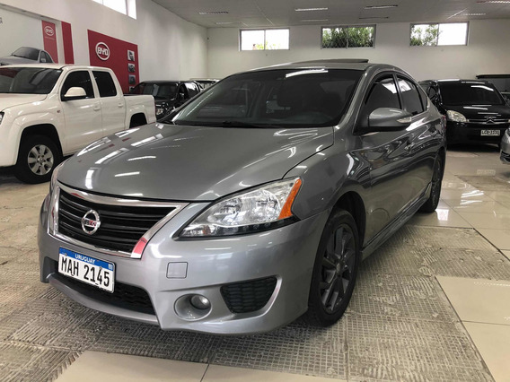 Nissan Sentra 1.8 Sr At 2014 Impecable