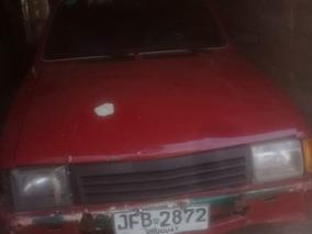 Chevrolet Chevette 1985 1985