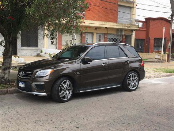 Mercedes-benz Ml Ml Amg 6.3 525 Hp
