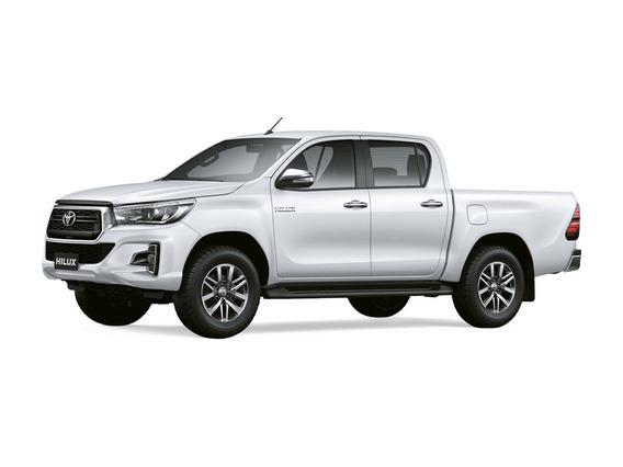 Toyota Hilux Srv 4x4 Nafta