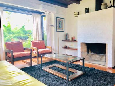 Venta Casa Portezuelo Punta Del Este 3 Dormitorios 2 Baños