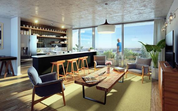 Apartamento 3 Dormitorios Al Frente Sobre Florida | Piso Alto | 2 Baños | Estrena Marzo 2020