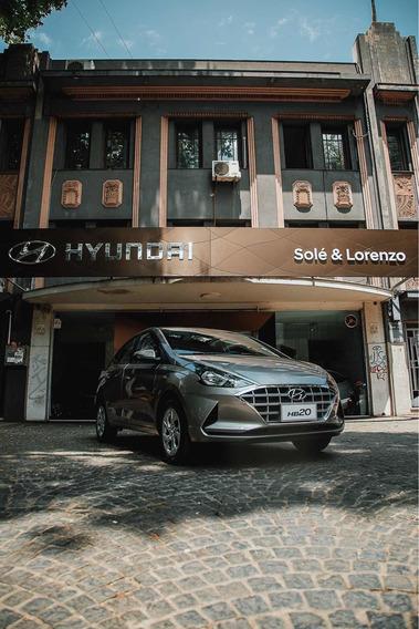 Hyundai Hb20 1.6 Comfort 5p