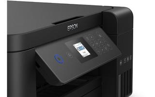 Impresora Multifuncion Chorro De Tinta Epson L4160