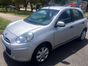 Nissan March Automatico Extra Full Año 2012