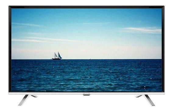 Smart Tv 40 Telefunken 2 Controle Sop.pared Android Tv
