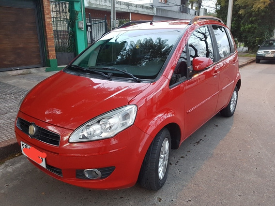 Fiat Idea Attractive 1.4 Dic 2013 77500 Kms Impecable!!!