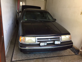 Ford Tempo Gl Full Chocado Leer Descripcion