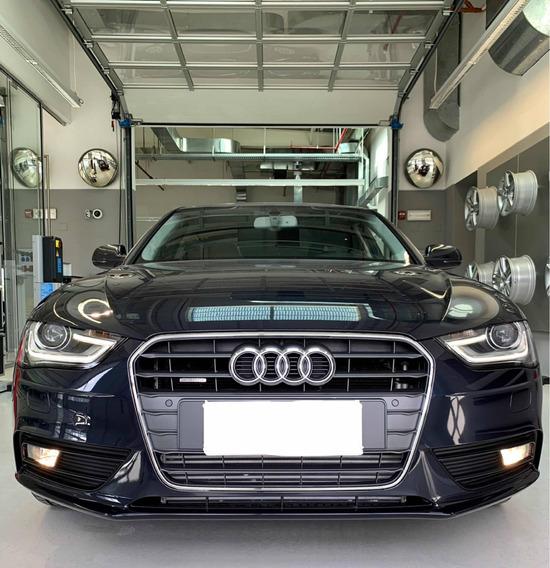Audi A4 2.0 Attraction Tfsi 225cv Multitronic 2013