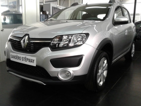 Renault Stepway 0km- Patento Ya!!planes Adjudicados!!!