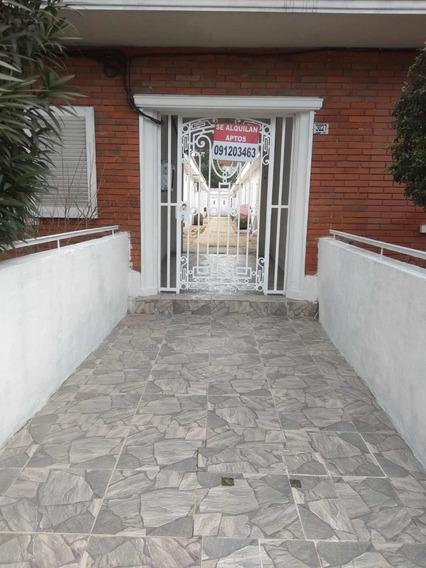 Apartamento De 1 Dormitorio En La Blanqueada 37m2