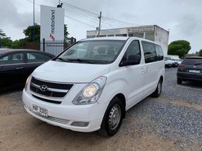Hyundai H1 2.4 Nafta 2014 9 Pas Full Dual Nueva Pto/financio