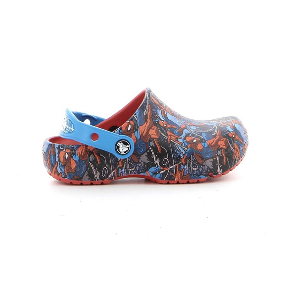 Crocs Spiderman Zueco C/tira Atras
