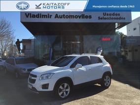 Chevrolet Tracker Ltz Sub 2014 Excelente Estado