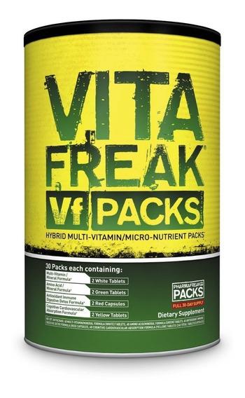 Multivitamico Phama Freak Vita Freak (30 Packs)