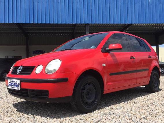 Volkswagen Polo 1.000cc Nafta Año 2004