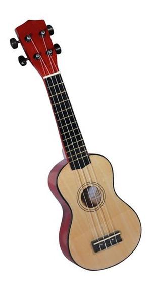 Instrumento Ukelele Música Niño Acústico Guitarra Mvd Sport