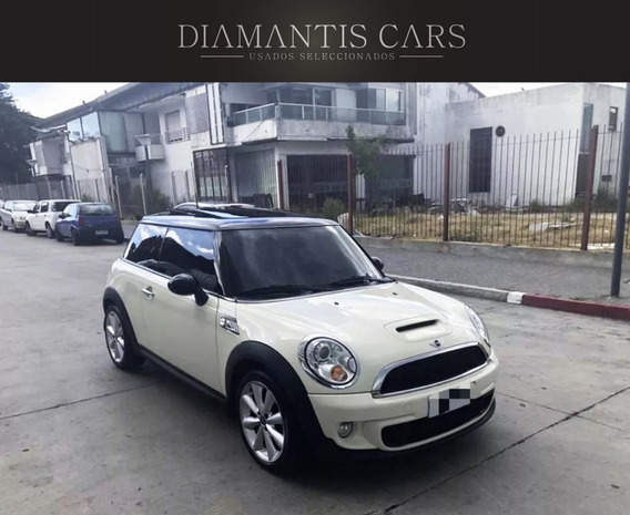 Mini Cooper S 1.6 Turbo 184 Hp At