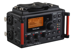 Tascam Dr-60dmkii Grabadora De Audio Portátil De 4 Canale