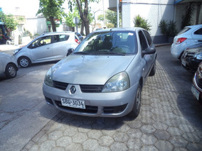 Renault Clio 1.2 Authentique 2008 U$s 7.990 C/70187