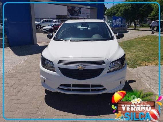 Chevrolet Onix Joy Financiando Con Hsbc 2019 Blanco 0km