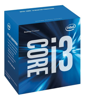 Procesador Core I3 6100 S1151 Intel Diginet