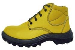 Botin Puntera Acero Amarillo (bra) T.46 Worksafe