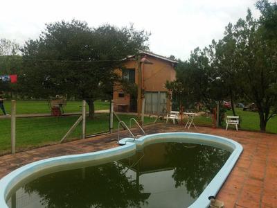 Casa Quinta Los Aromos Ruta 8 Km 23