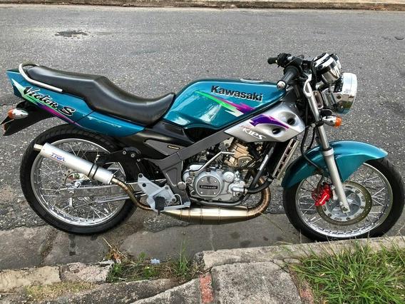 Kawasaki Victor S 150